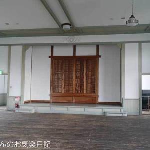 香川ヤドンマンホールの旅(17) 粟島海洋記念館(旧粟島海員学校教室)を見学だぜ!②
