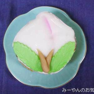長崎土産の桃カステラ