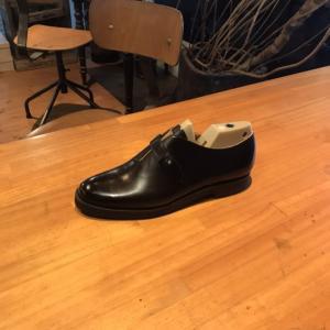 Sewn shoe-maker×Oboist ⑨