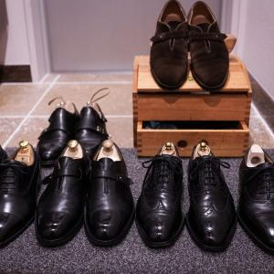 不可欠な靴に、不可欠なケア。