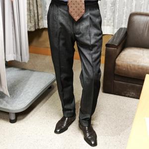 Oboist Trousers オーダー受付開始について