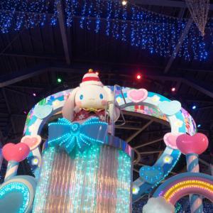 12月6日はサンリオハーモニーランドが無料開放