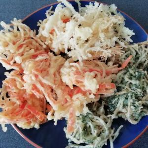 えのきの天ぷらが一番美味しい。簡単だから作ってみて。