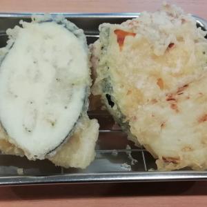 明太なめ茸、塩辛、ご飯も食べ放題のお得な天ぷらまる喜