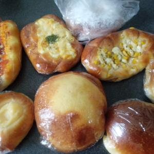 日田市の老舗のパン屋さん、みどりパン。チョココロネ、クリームパンがオススメです。