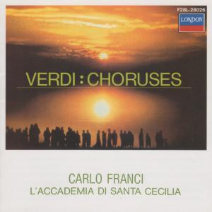 ロンドンCD名盤2800 カルロ・フランチのヴェルディ/オペラ合唱名曲集