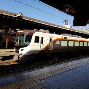 試運転中のJR東海の新型特急車両「HC85系」