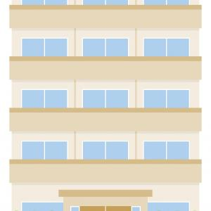 仮住まいマンションの精算書