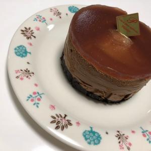特別な日に作るチョコレアチーズケーキ/やる気★★★★