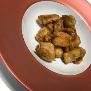 味付けはこれ1本!あわ漬けを使った鶏胸肉の唐揚げ/やる気★★★