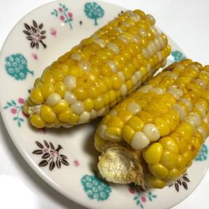 【旬のレシピ】バター醤油が香ばしい焼きとうもろこし/自宅でお祭り/やる気★★
