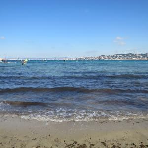 マルセイユの海岸