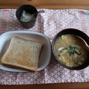 2日分の朝ご飯