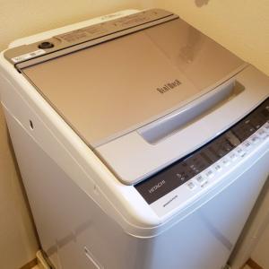 汚れ落ち抜群で洗濯物が絡まない!日立の洗濯機ビートウォッシュBW-Vシリーズ購入のススメ