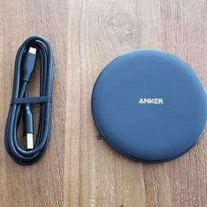 ワイヤレス充電器ならコレ!?Anker「PowerWave 10 Pad」
