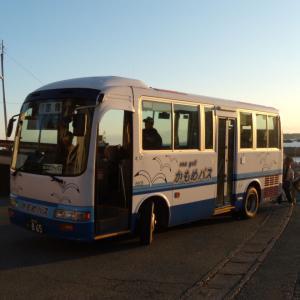 国崎(鳥羽市かもめバス)運行は三重交通