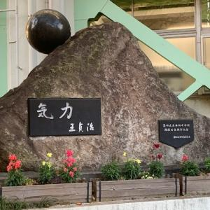 今回は「王貞治記念碑」です!