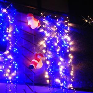 いわき市のクリスマスイルミネーション!