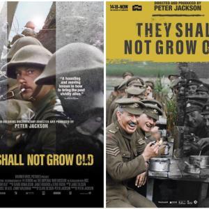 彼らは生きていた They shall not grow old