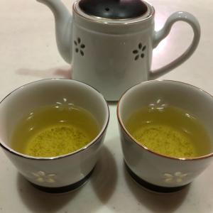 お茶の効能🍵💕「お茶のむ?」家族団らんとはこーゆー空気なのか