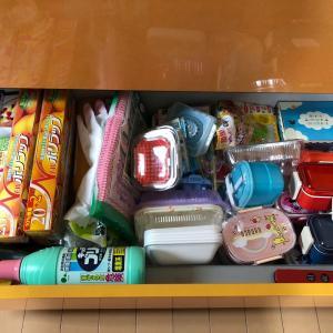 整理整頓⤴︎✨「キッチン収納 vol.2」お弁当箱をスッキリ収納(*^▽^*)