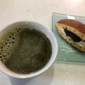 緑茶・粉茶の効能「緑茶を粉末にすれば急須いらずで飲めます✨」栄養価も高い(*^▽^*)
