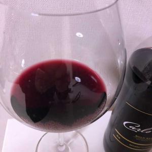 おいしい赤ワイン「カルロロッシ・ダーク」豊潤で深みのある味わいです🍷💕
