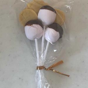 チョコマシュマロ「簡単手作りお菓子」子供でも遊びながら作れます💛♬