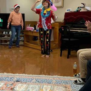 虹の家クリスマス会