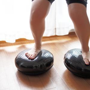 40代の体幹トレーニングにおすすめ!簡単バランストレーニング。