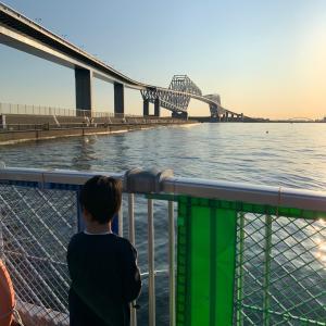 TOEIC10,000本ノック138日目、139日目 東京ゲートブリッジ魚釣り