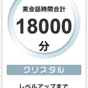 DMM英会話18,000分