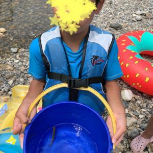 夏休み4日目! またまた銚子川 & 和具の浜 & 白浦漁港魚釣り!
