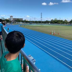 石垣池公園 陸上競技大会