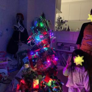 TOEIC10,000本ノック33、34日目 &クリスマスツリー