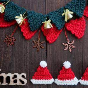 クリスマス壁飾りを手作り|写真付きで簡単 高齢者も幼稚園でも活用