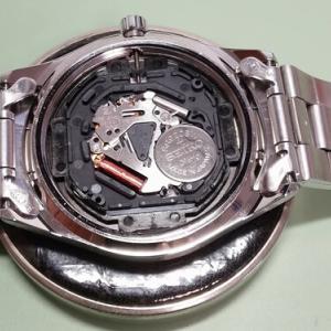 腕時計の電池交換手順と必要な工具【時計修理技能士3級】