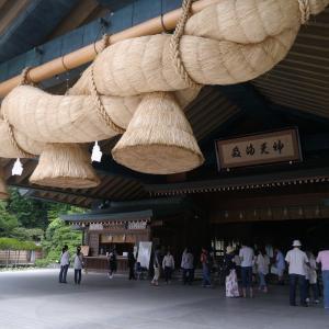 島根旅行計画!出雲大社と出雲蕎麦を食べよう!