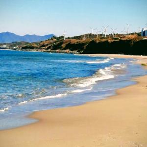 きらっきらのコバルトブルー♪キララビーチin島根