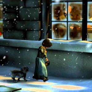 【この動画泣ける!】アニメ マッチ売りの少女、こんな残酷な話だったの?