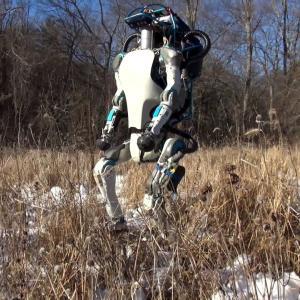 【この動画、すごい!】アトラス|身体能力がエグいヒューマノイドロボット
