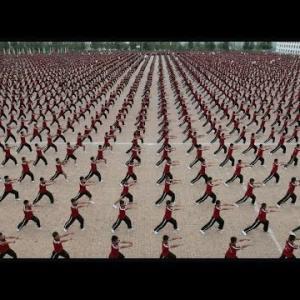 【この動画、考えさせられる!】少林寺武術学校|チャンスは自分でつかめ!