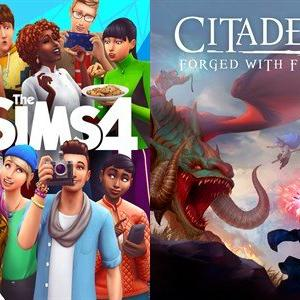 「The Sims 4」と「Citadel: Forged with Fire」が週末無料開放