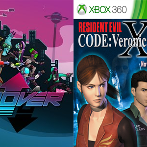 Games with Gold (10/16~10/31)