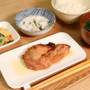 国産食材に拘った宅配食「わんまいる」の国産鶏の照り焼きセット!実食レビュー