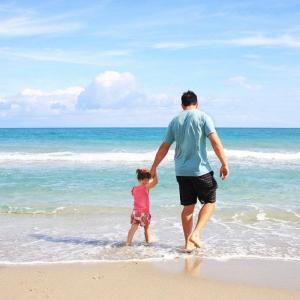 親が頑張れる影に、子供の努力あり。