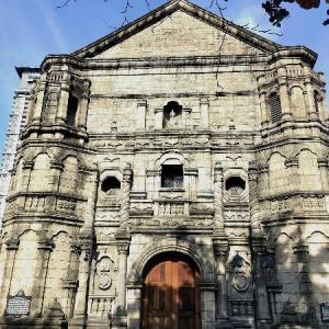 【日本人は訪れるべし】マラテ教会(フィリピン/マニラ)【歴史を知る】
