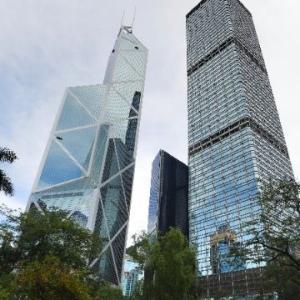 【特徴的】世界の建物 in香港 #1【超高層ビル】【時計塔】