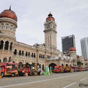 【独立の象徴】ムルデカ・スクエア(マレーシア/クアラルンプール)【写真映え】