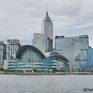 【聖地巡礼】船から見た香港【劇場版カードキャプターさくら】